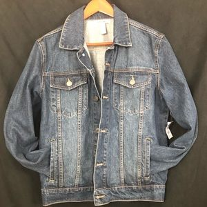 Refuge | Boyfriend Denim Jean Jacket-New